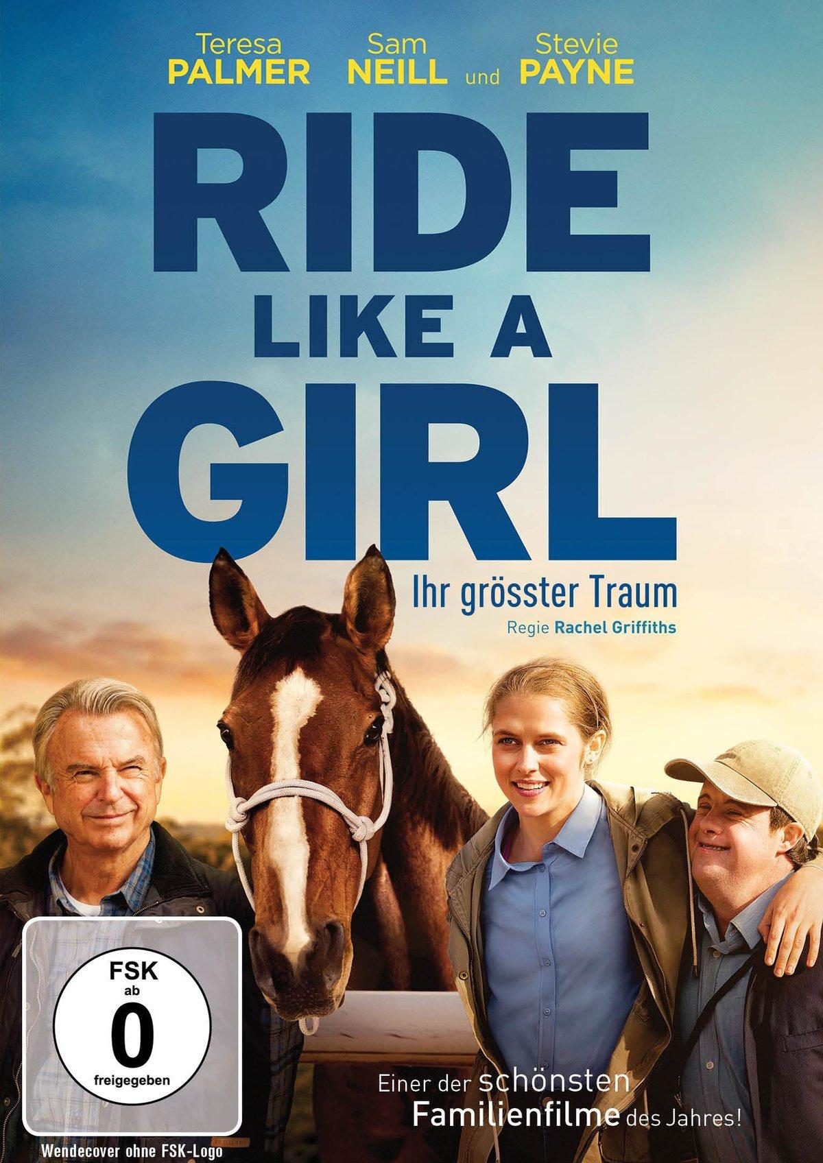 Ride Like a Girl   Ihr größter Traum Film auf DVD ausleihen bei ...