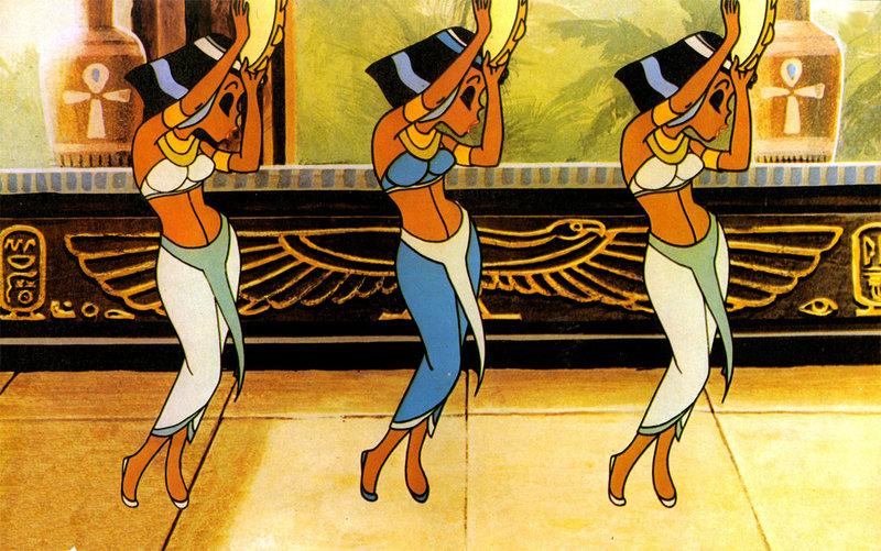 Asterix und kleopatra film auf blu ray disc ausleihen bei - Numerobis architekten ...